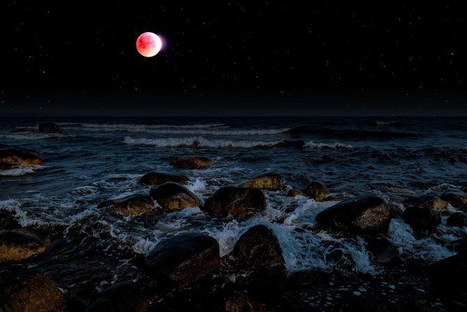 Лунное затмение 5 июля 2020 года: что можно и нельзя делать в этот день 6