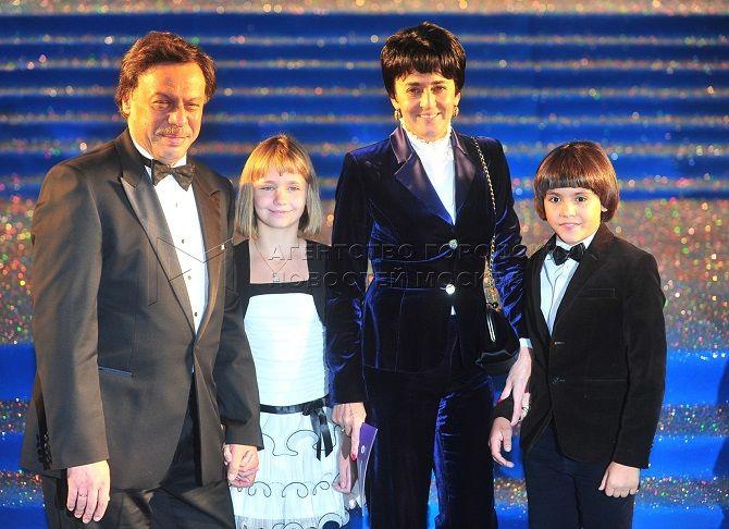 Михаил и Ольга Барщевские
