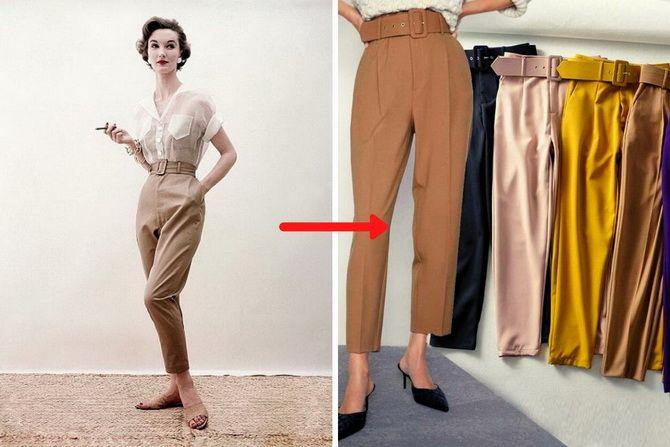 Вузькі брюки
