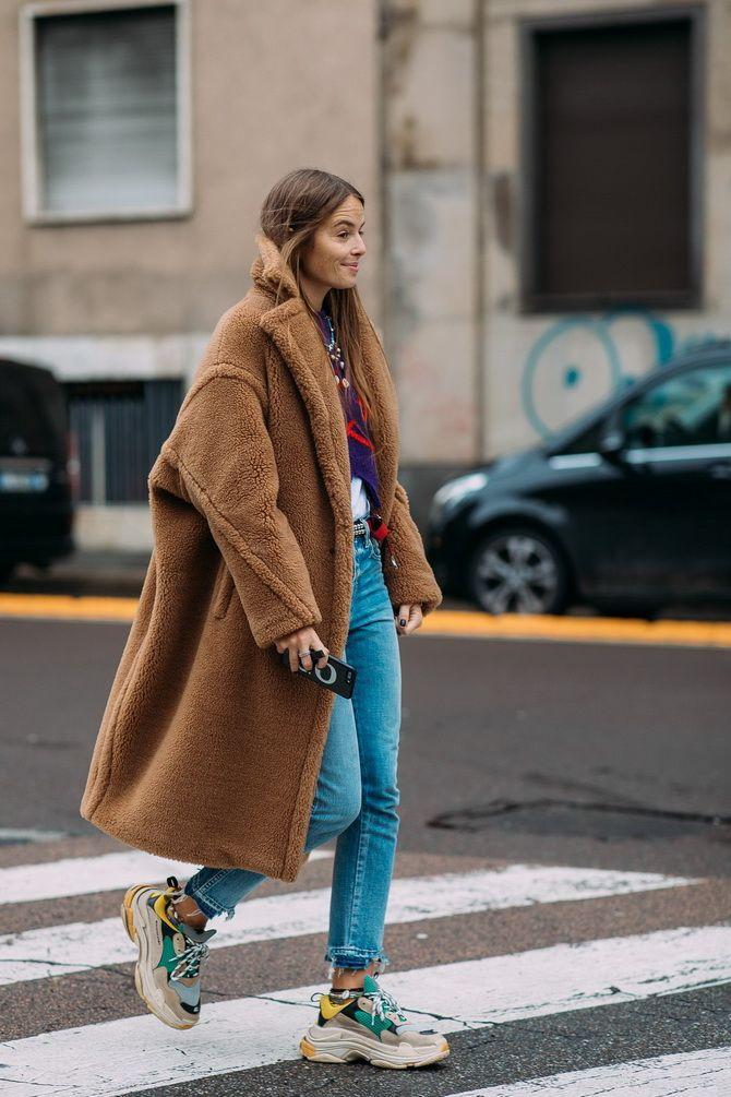 модные кроссовки 2020 женские