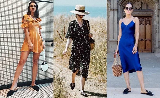 З чим носити мюлі: 40 кращих образів літа 2020 31