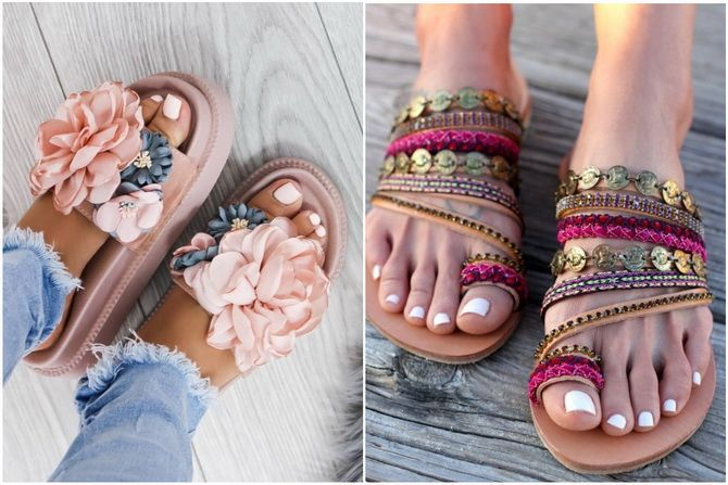 Пляжная мода: какие женские сланцы выбрать летом 2021? 10