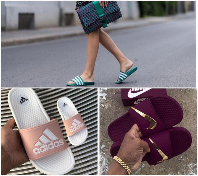 Пляжная мода: какие женские сланцы выбрать летом 2021? 12