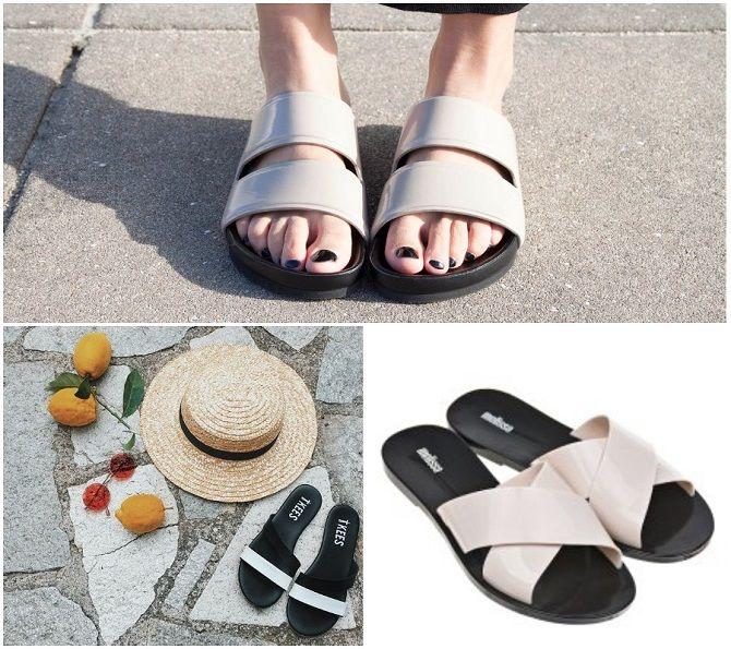 Пляжная мода: какие женские сланцы выбрать летом 2021? 15