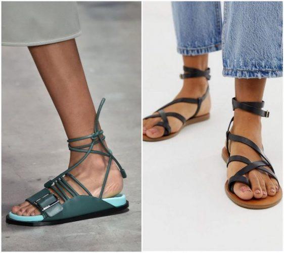 Пляжная мода: какие женские сланцы выбрать летом 2021? 16