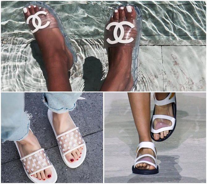 Пляжная мода: какие женские сланцы выбрать летом 2021? 17