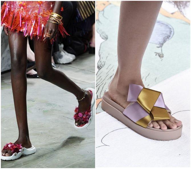 Пляжная мода: какие женские сланцы выбрать летом 2021? 23