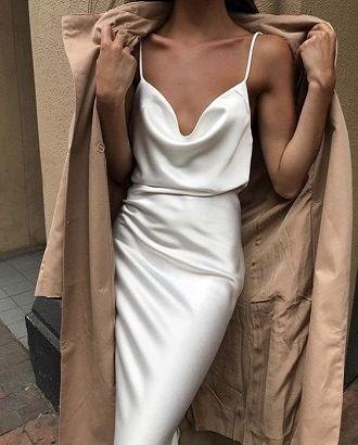 Универсальное платье в бельевом стиле: создаем ультрамодные образы на каждый день 19