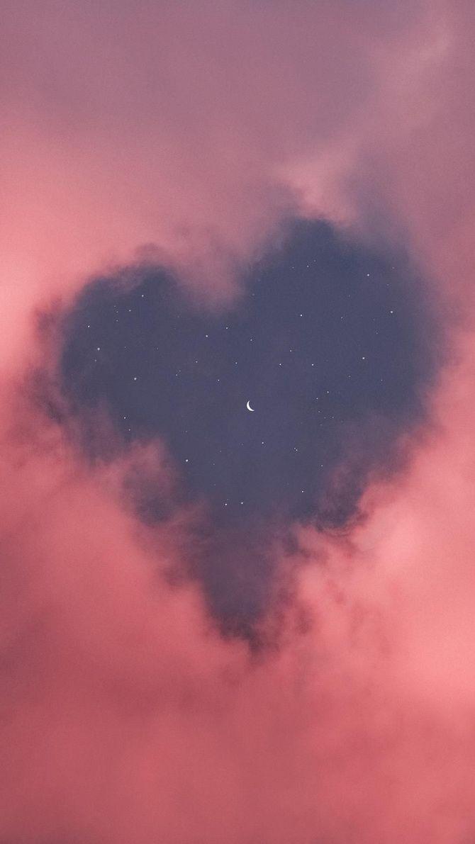 небо сердце