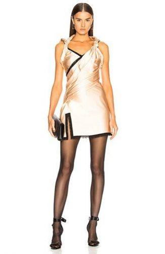 Универсальное платье в бельевом стиле: создаем ультрамодные образы на каждый день 54