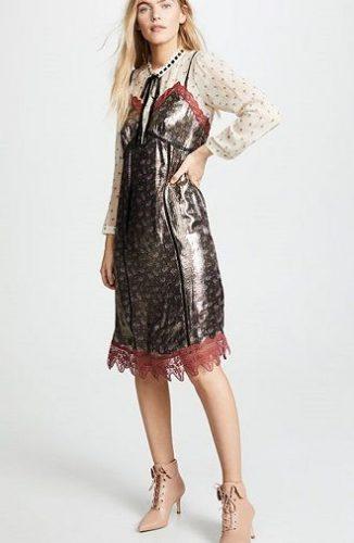Универсальное платье в бельевом стиле: создаем ультрамодные образы на каждый день 52