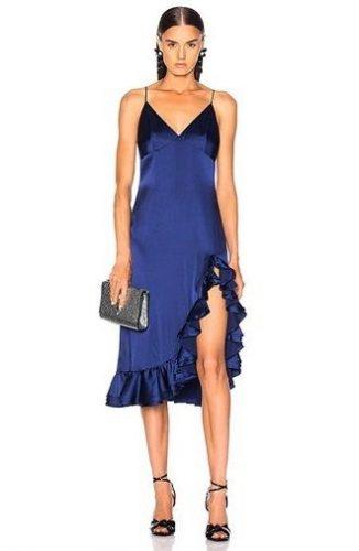 Универсальное платье в бельевом стиле: создаем ультрамодные образы на каждый день 55
