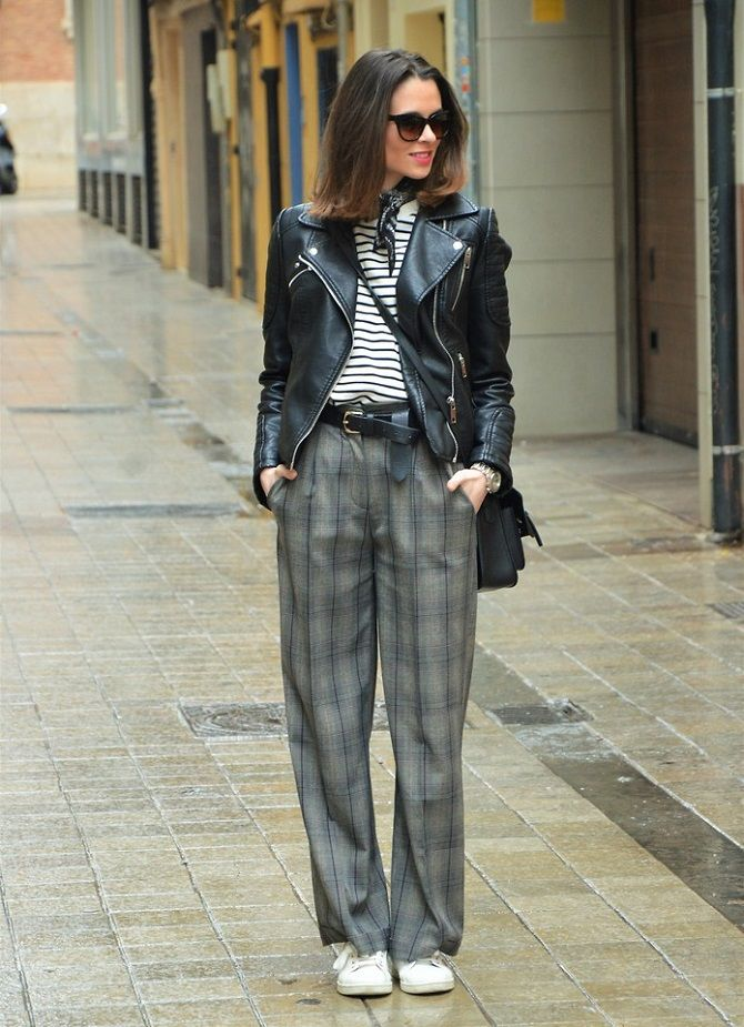 Biker Jackets and Trousers