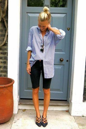Шорти-бермуди: одяг, що адаптується до всіх стилів 1