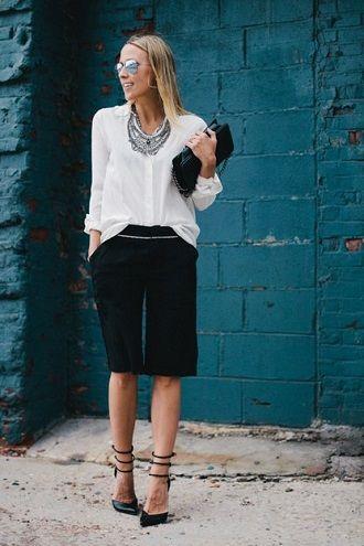 Шорти-бермуди: одяг, що адаптується до всіх стилів 2