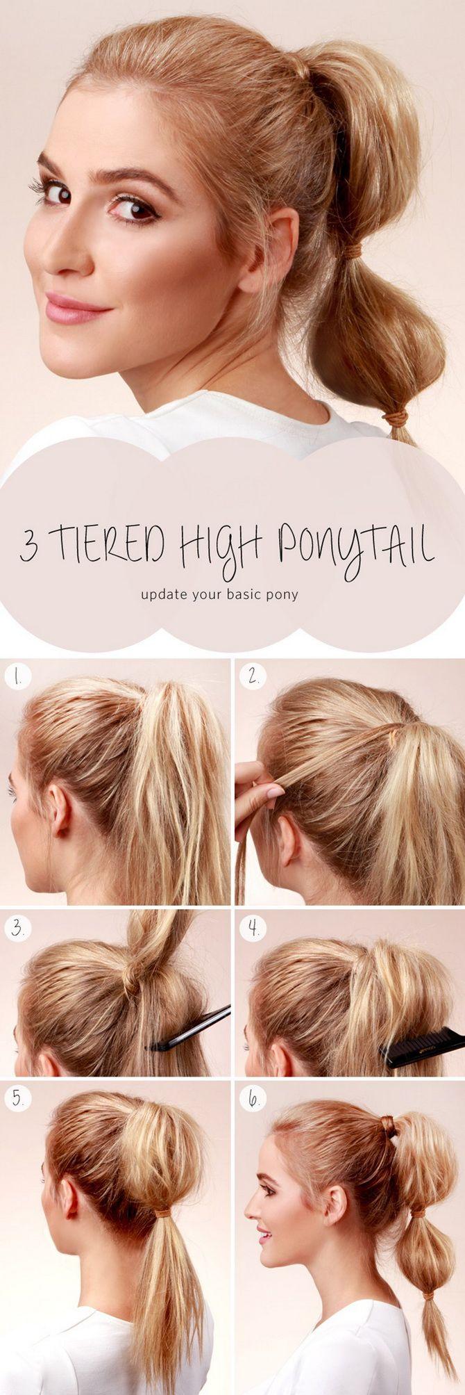 7 простих літніх зачісок на щодень 4