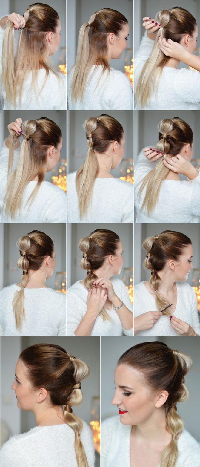 7 простих літніх зачісок на щодень 5