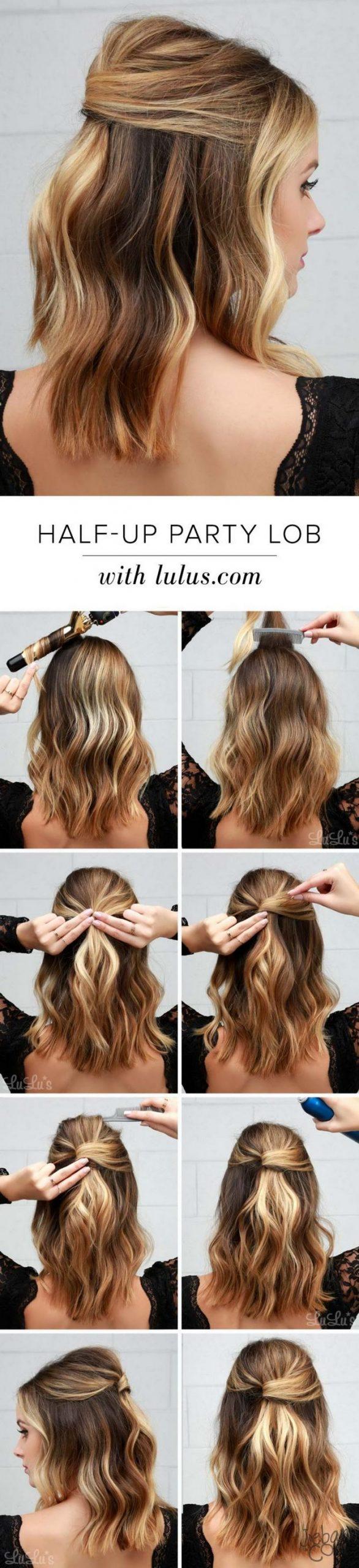 7 простих літніх зачісок на щодень 8