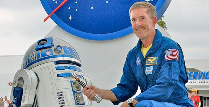 Джим Рейли, астронавт НАСА