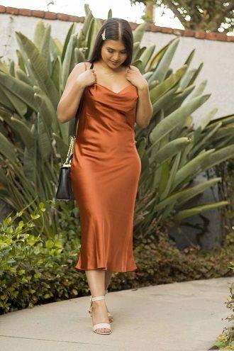 Универсальное платье в бельевом стиле: создаем ультрамодные образы на каждый день 7