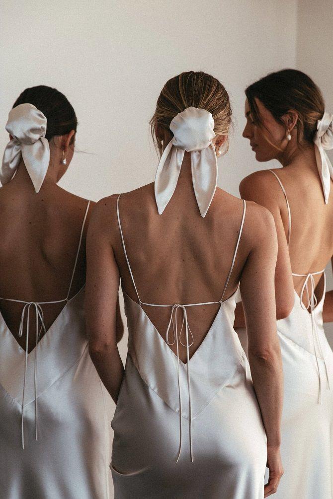Универсальное платье в бельевом стиле: создаем ультрамодные образы на каждый день 30