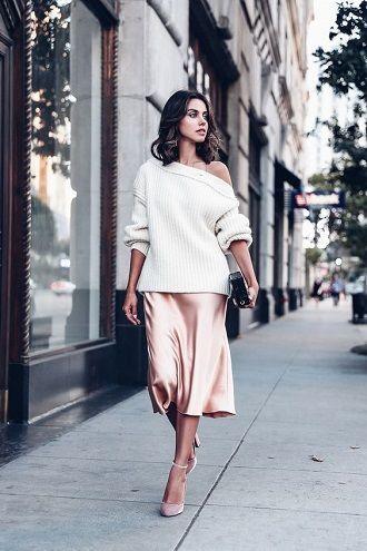 Универсальное платье в бельевом стиле: создаем ультрамодные образы на каждый день 36