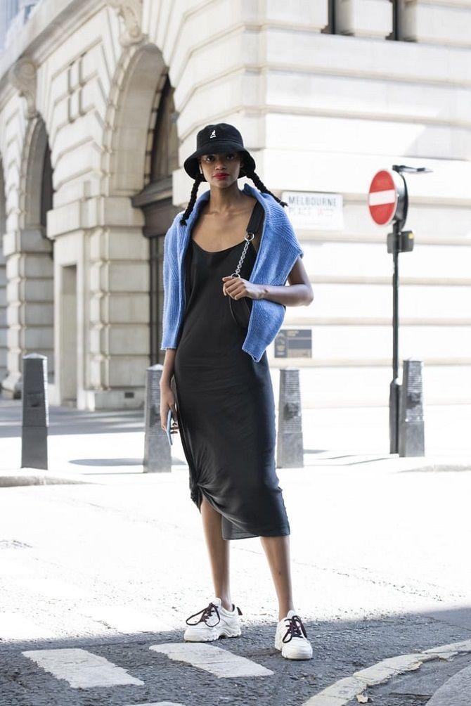 Универсальное платье в бельевом стиле: создаем ультрамодные образы на каждый день 40