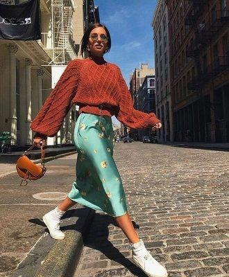 Универсальное платье в бельевом стиле: создаем ультрамодные образы на каждый день 39