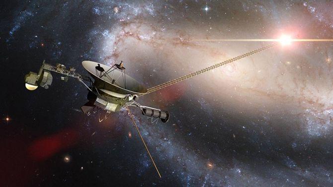 Послання іншопланетянам, або що відправили вчені в капсулі часу на борту «Вояджер»? 2