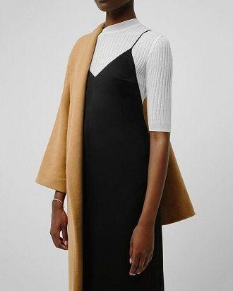 Универсальное платье в бельевом стиле: создаем ультрамодные образы на каждый день 42