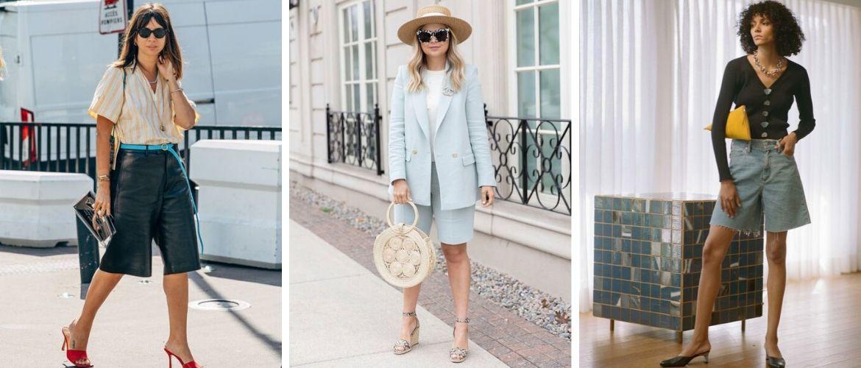 Шорти-бермуди: одяг, що адаптується до всіх стилів