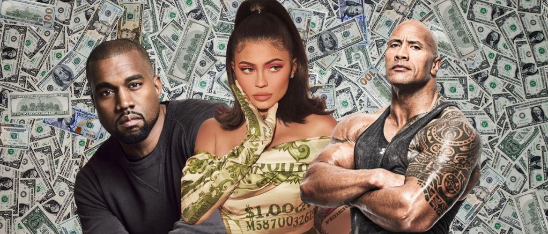 Самые высокооплачиваемые мировые знаменитости-2020