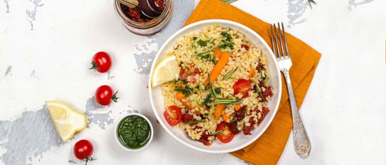 Незвичний гарнір: легкі рецепти вечері зі східного булгура