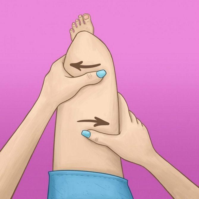 массаж сухою щіткою від целлюліта