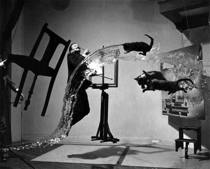 8 знаменитих художників, натхнених котами 9