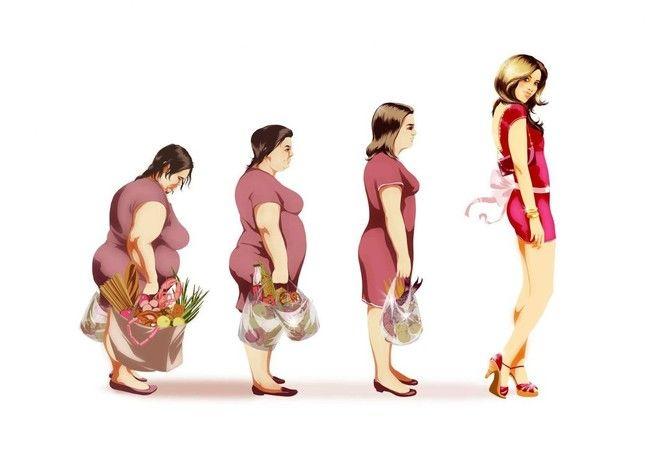 Экспресс-диеты на салатах – каждый день минус 1 кг 1