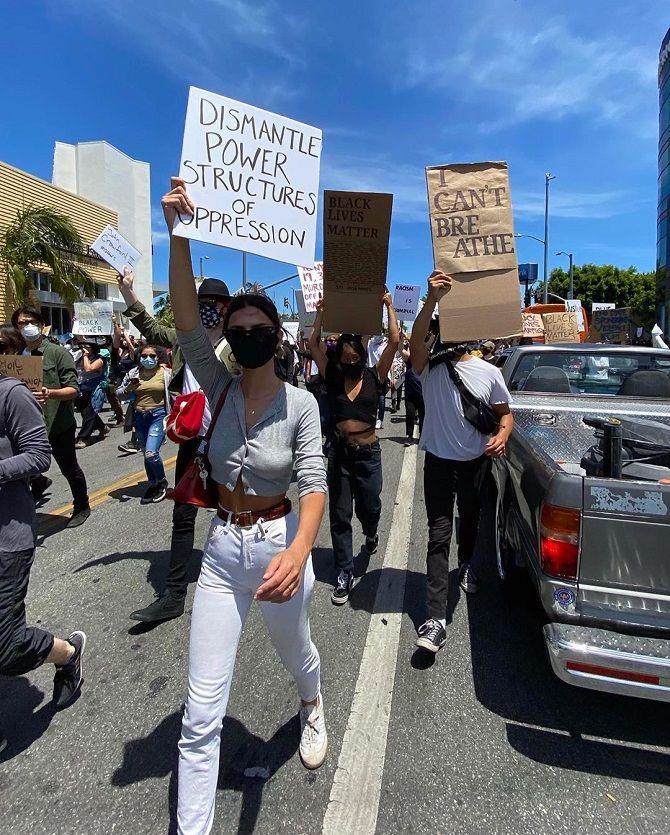 #BlackLivesMatter – звезды, которые выступили против расизма и поддержали протесты в США 2