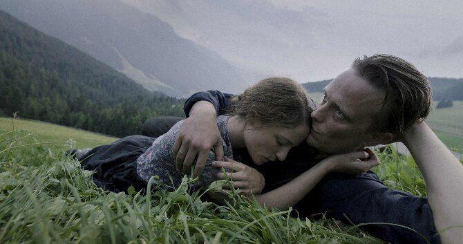 фільми 2020 року про любов