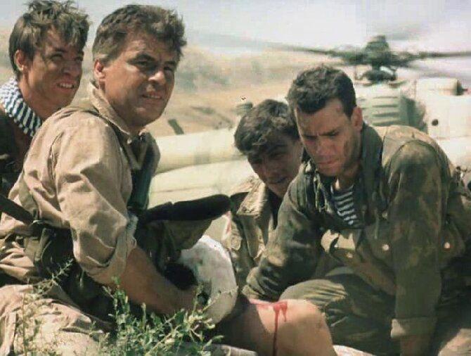 фільм Афганський злам (1991)