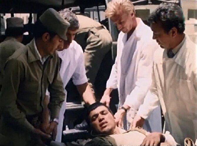 Спекотне літо в Кабулі (1983)