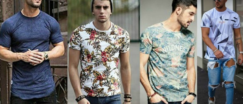 Тенденції чоловічої моди: футболки літо 2020-2021