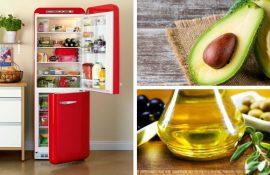 18 продуктів, які не варто тримати в холодильнику