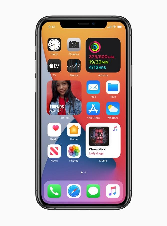 Apple представила iOS 14 с сортировкой приложений по категориям, виджетами на главном экране и режимом «картинка в картинке» 4