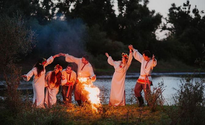 Ивана Купала-2020: обряды, традиции, история любимого летнего праздника 4