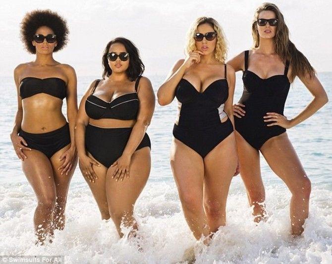 Купальники для повних: модні тренди на літо 2021 20