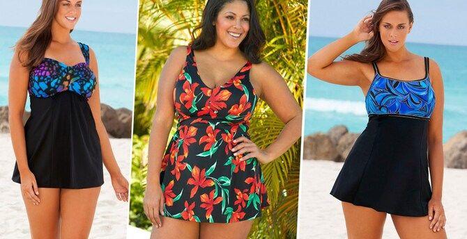 Купальники для повних: модні тренди на літо 2021 3