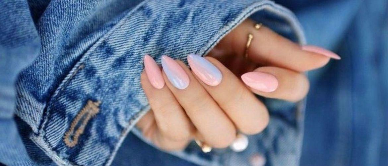 50 + идей дизайна миндалевидных ногтей