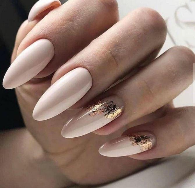50 + идей дизайна миндалевидных ногтей 6
