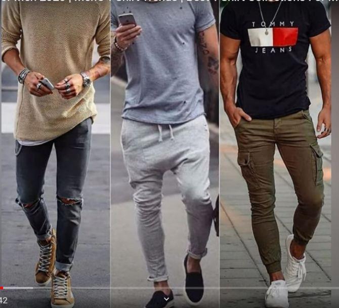 Тенденції чоловічої моди: футболки літо 2020-2021 1