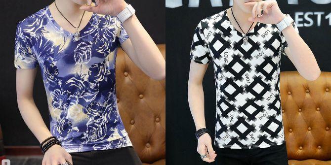 Тенденції чоловічої моди: футболки літо 2020-2021 9